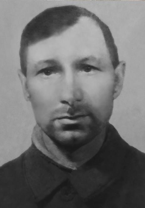 Jan Bącela - zdjęcie po rekonstrukcji