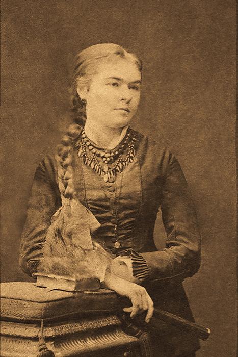 Maria Eleonora Reklewska - zdjęcie po rekonstrukcji